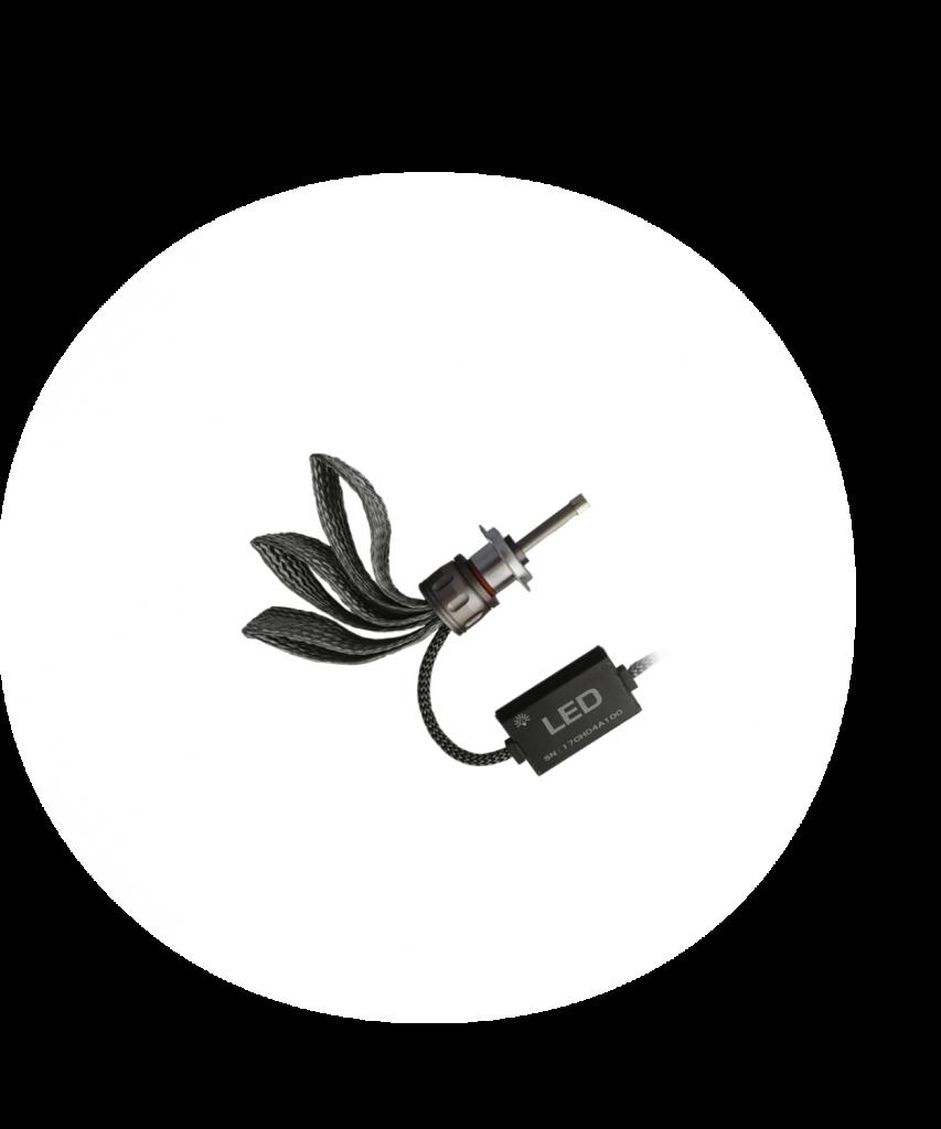 LED Recarver Type F_lampa